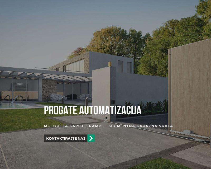 PROGATE Automatizacija